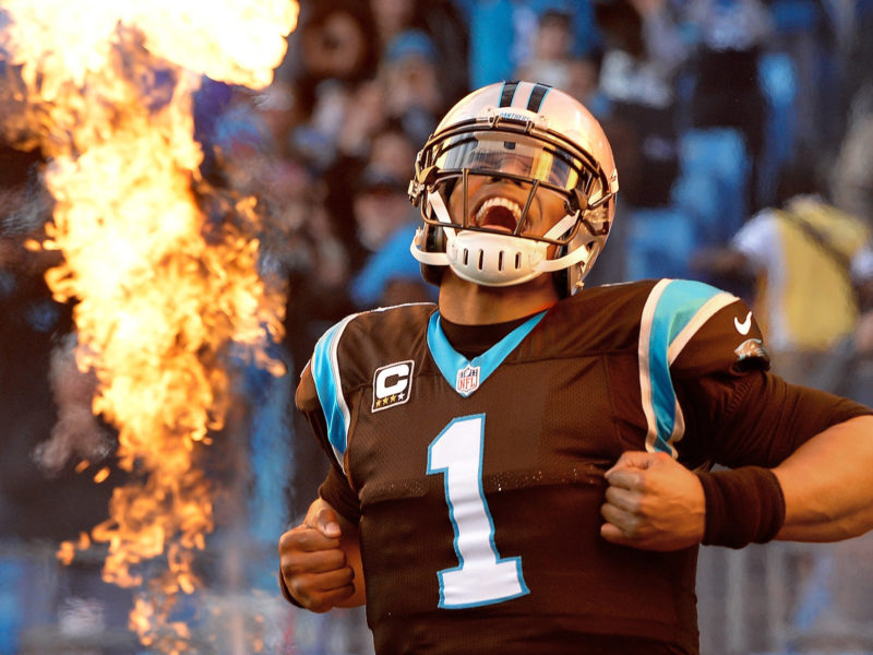 Cam Newton signs one-year deal with New England Patriots