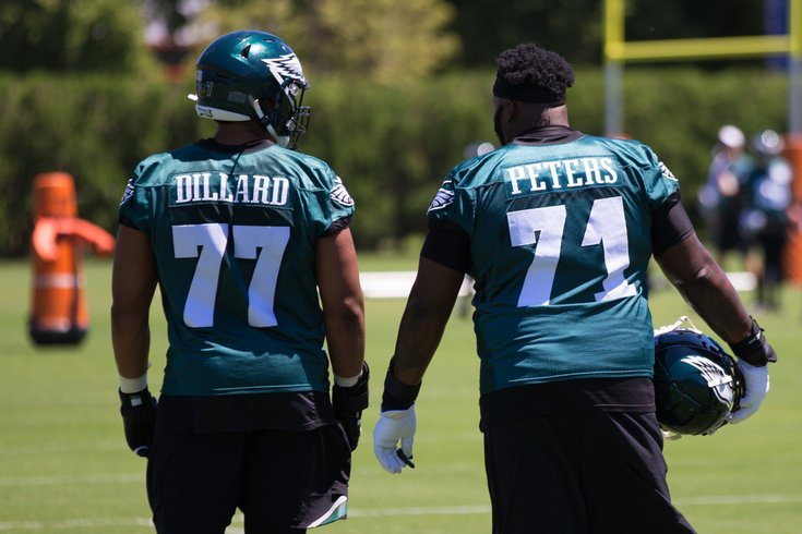 Eagles Talk: Offensive Line